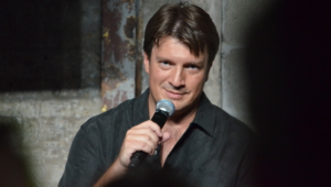 Nathan Fillion 4k