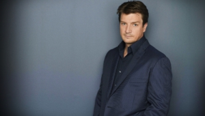 Nathan Fillion Hd Background