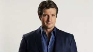 Nathan Fillion Hd Desktop