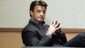 Nathan Fillion Hd Wallpaper