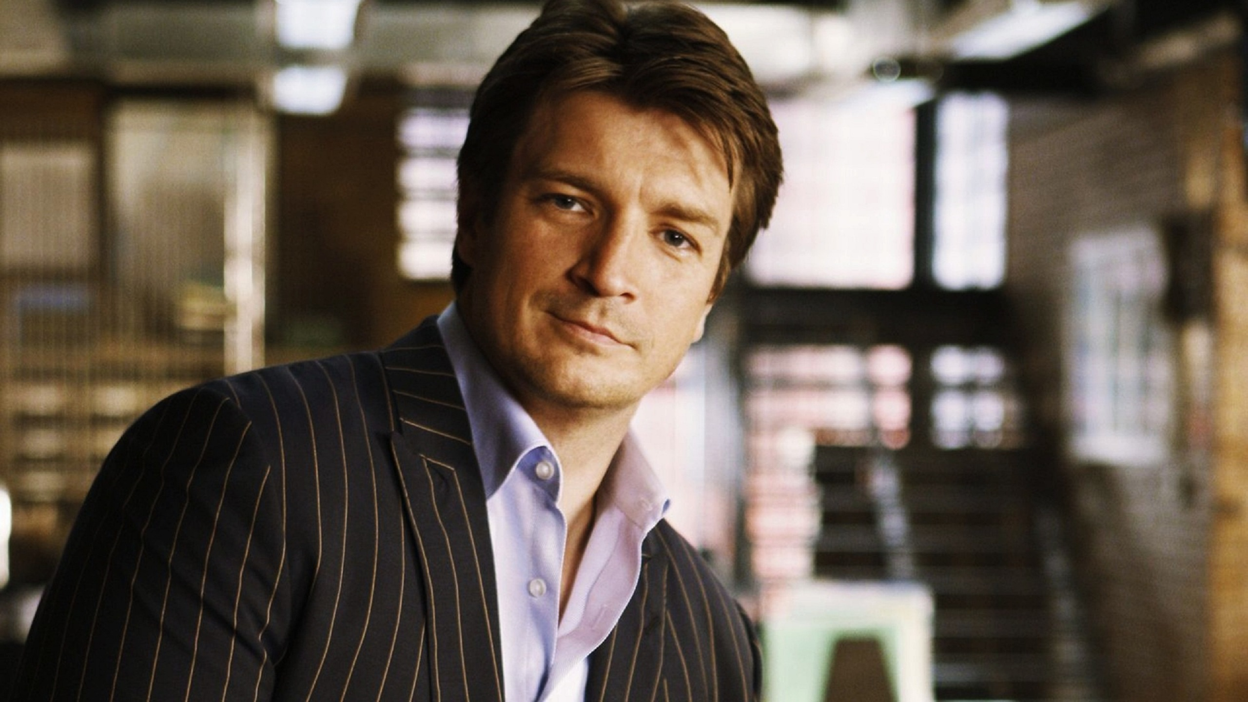 Nathan Fillion High Quality Wallpapers