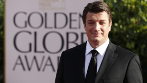 Nathan Fillion Photos