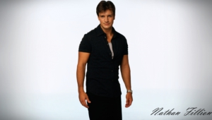 Nathan Fillion For Desktop