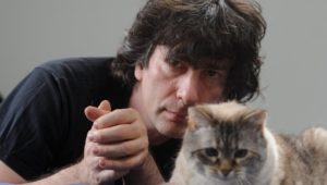 Neil Gaiman Hd Background