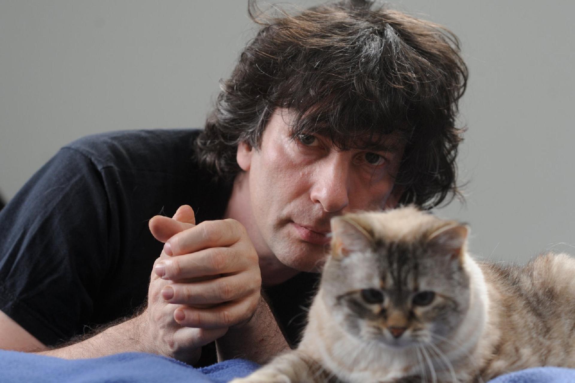Neil Gaiman Hd Background