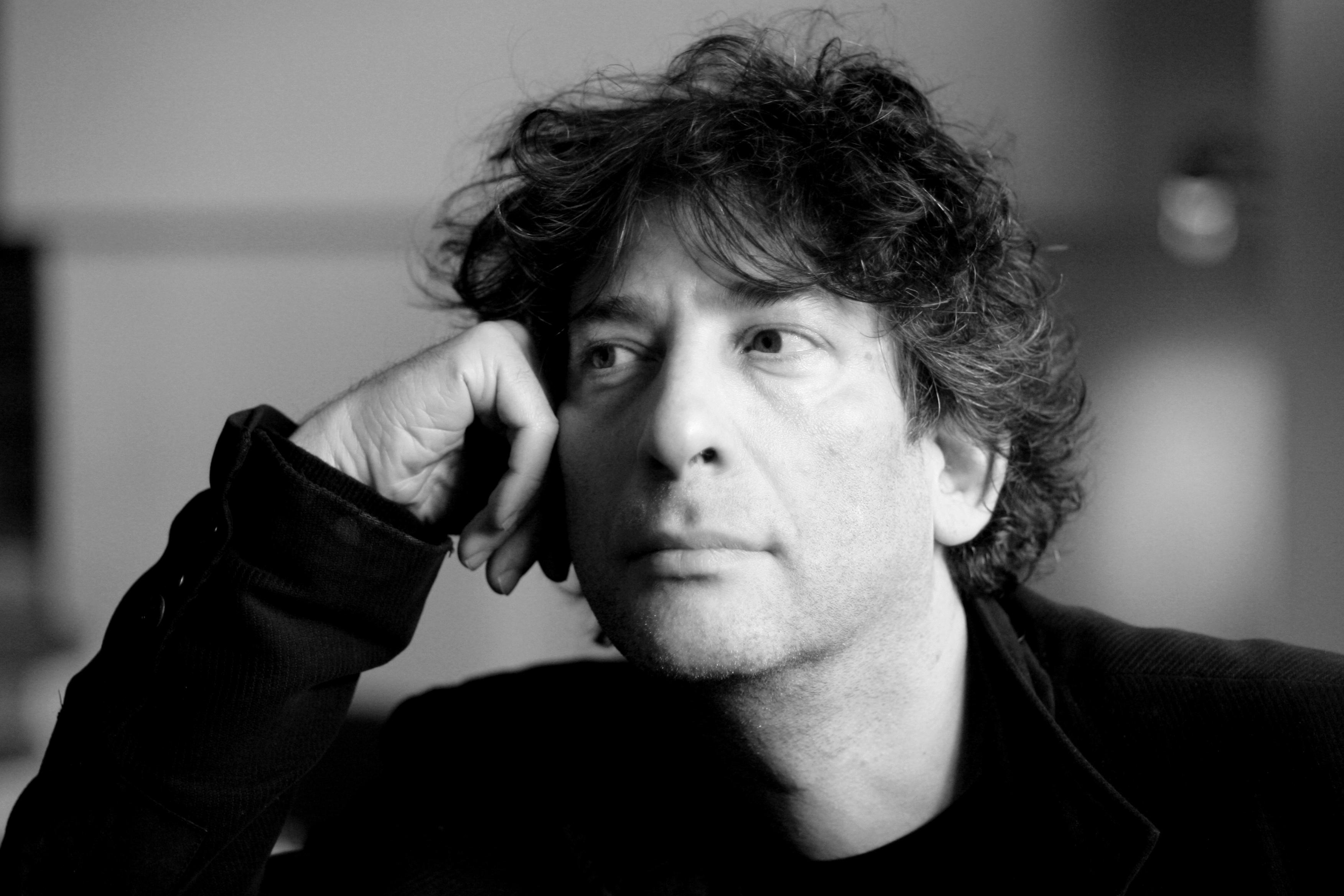 Neil Gaiman Hd Desktop
