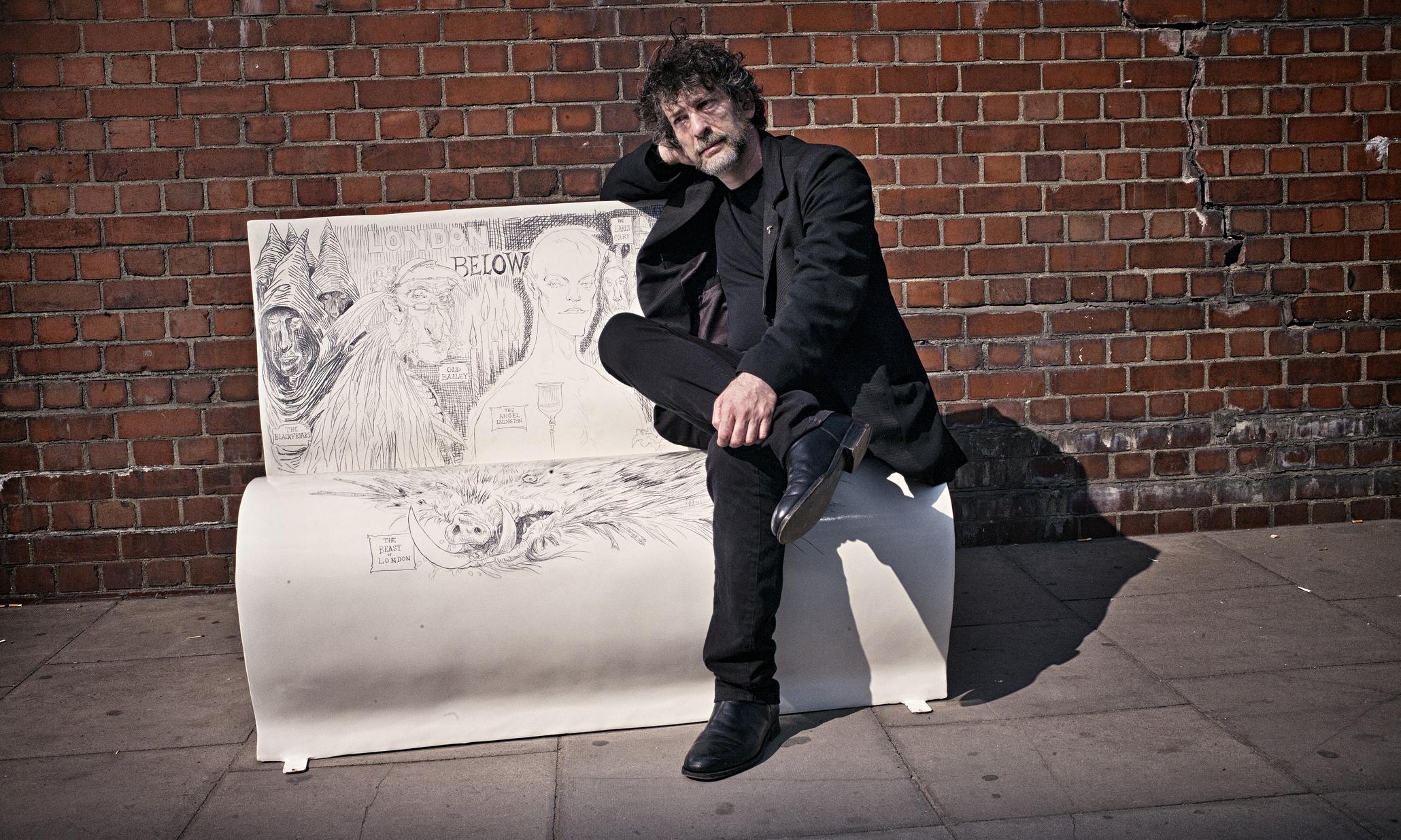 Neil Gaiman High Quality Wallpapers