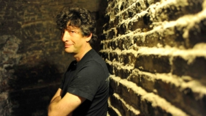Neil Gaiman Wallpaper