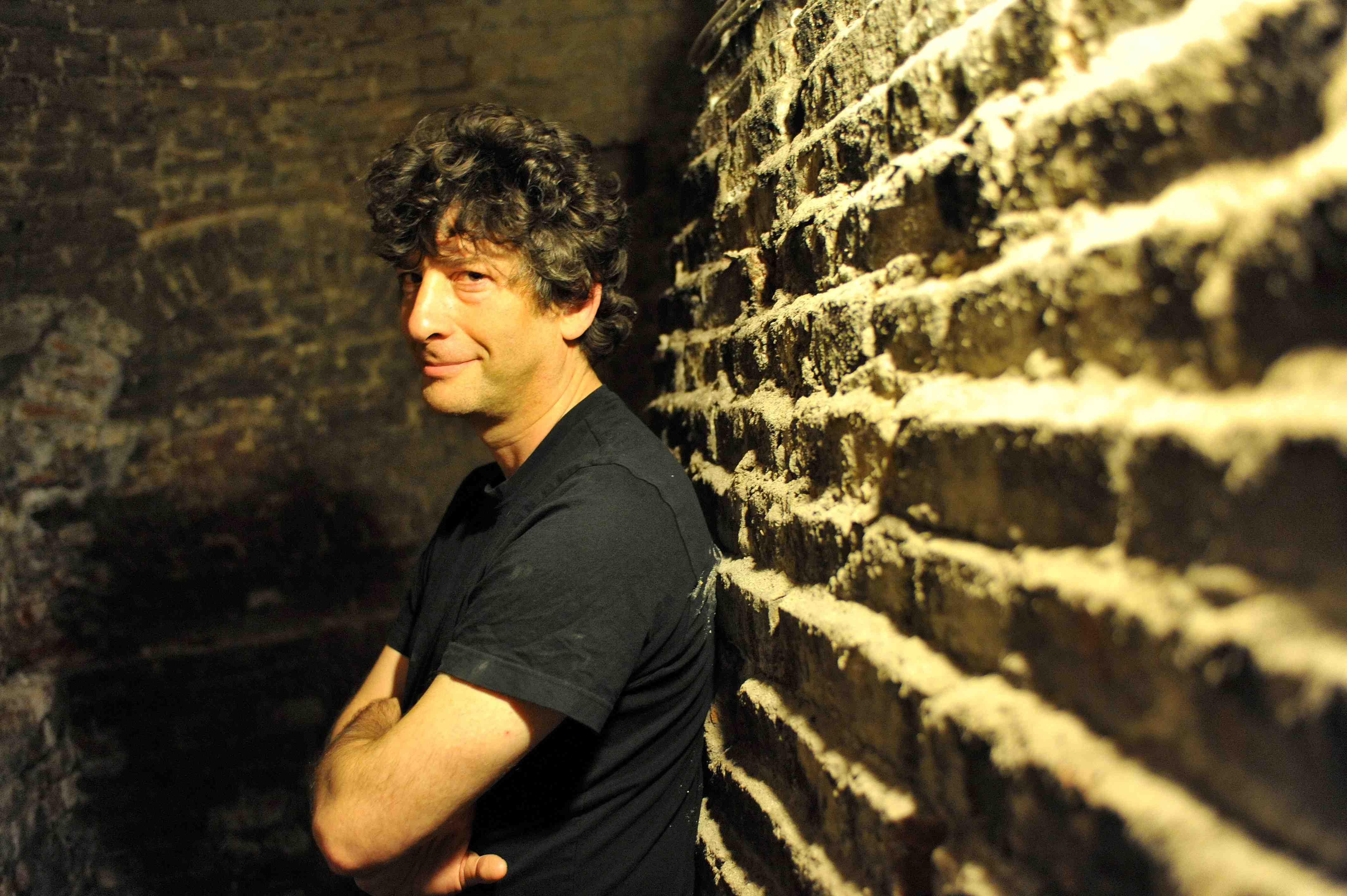 Neil Gaiman Wallpaper