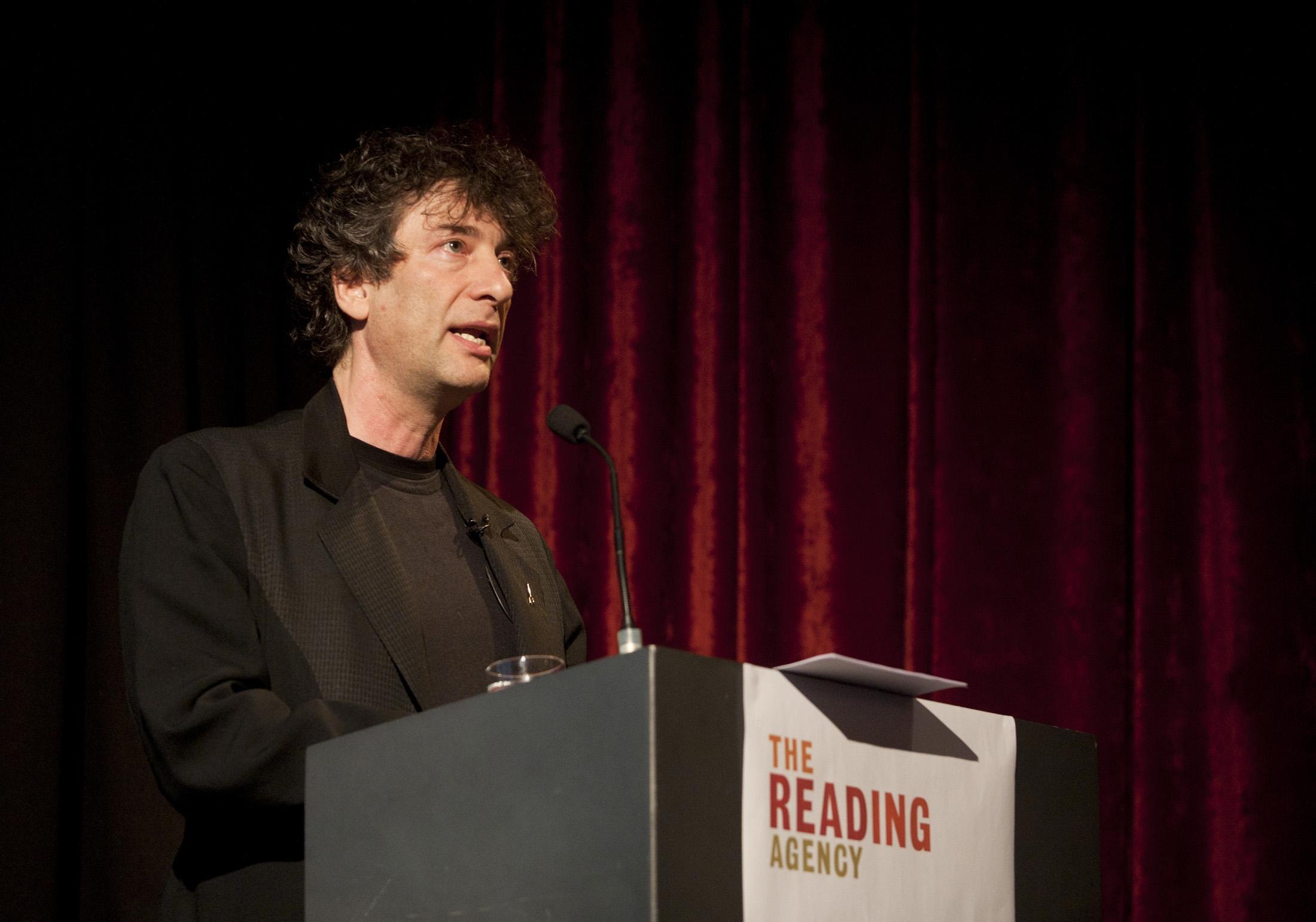Neil Gaiman Wallpapers Hd