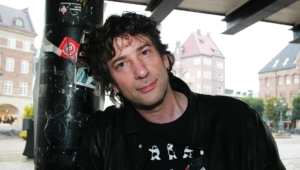 Neil Gaiman Widescreen