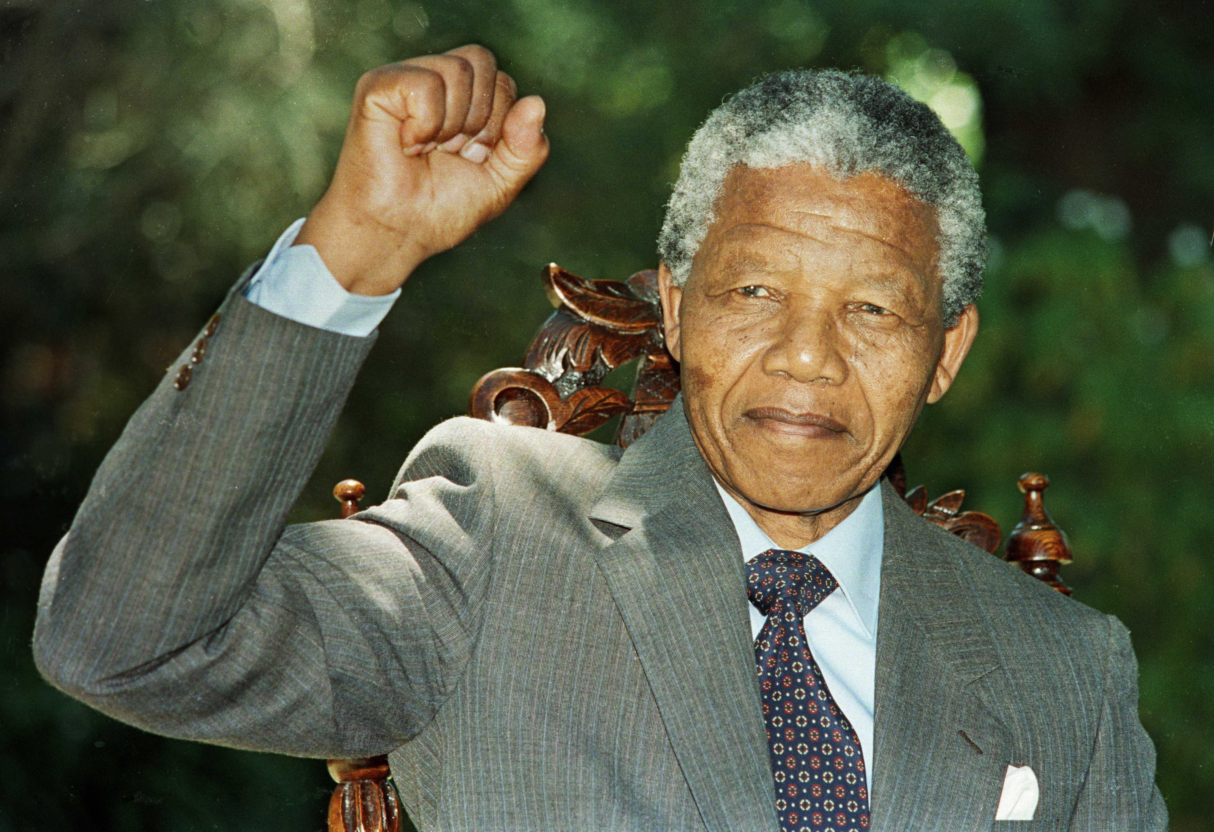 Nelson Mandela Hd Background