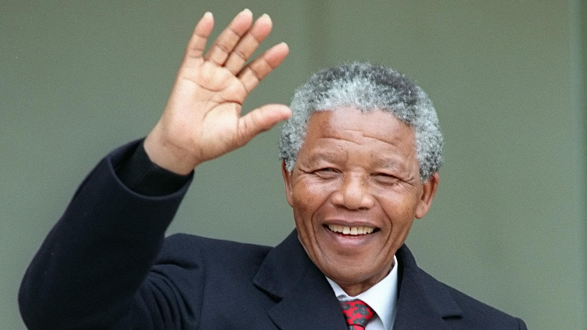 Nelson Mandela Pictures