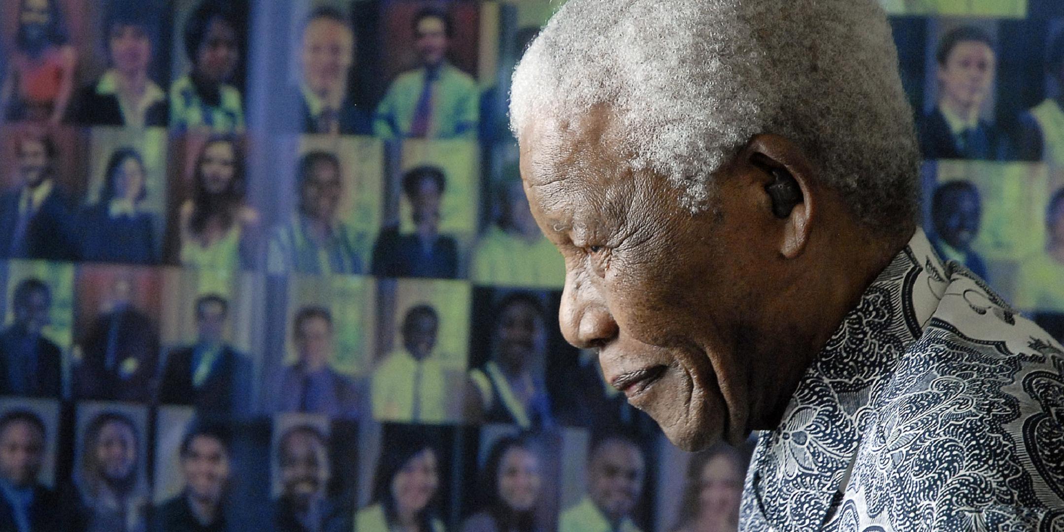 Nelson Mandela For Desktop