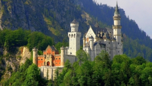 Neuschwanstein Castle Images