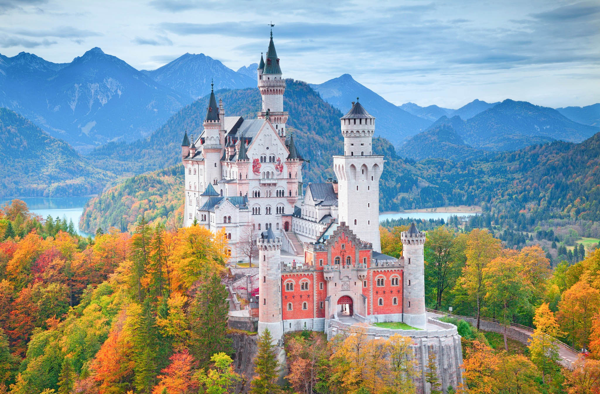 Neuschwanstein Castle Pictures