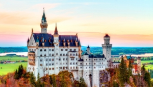 Neuschwanstein Castle Wallpapers Hd