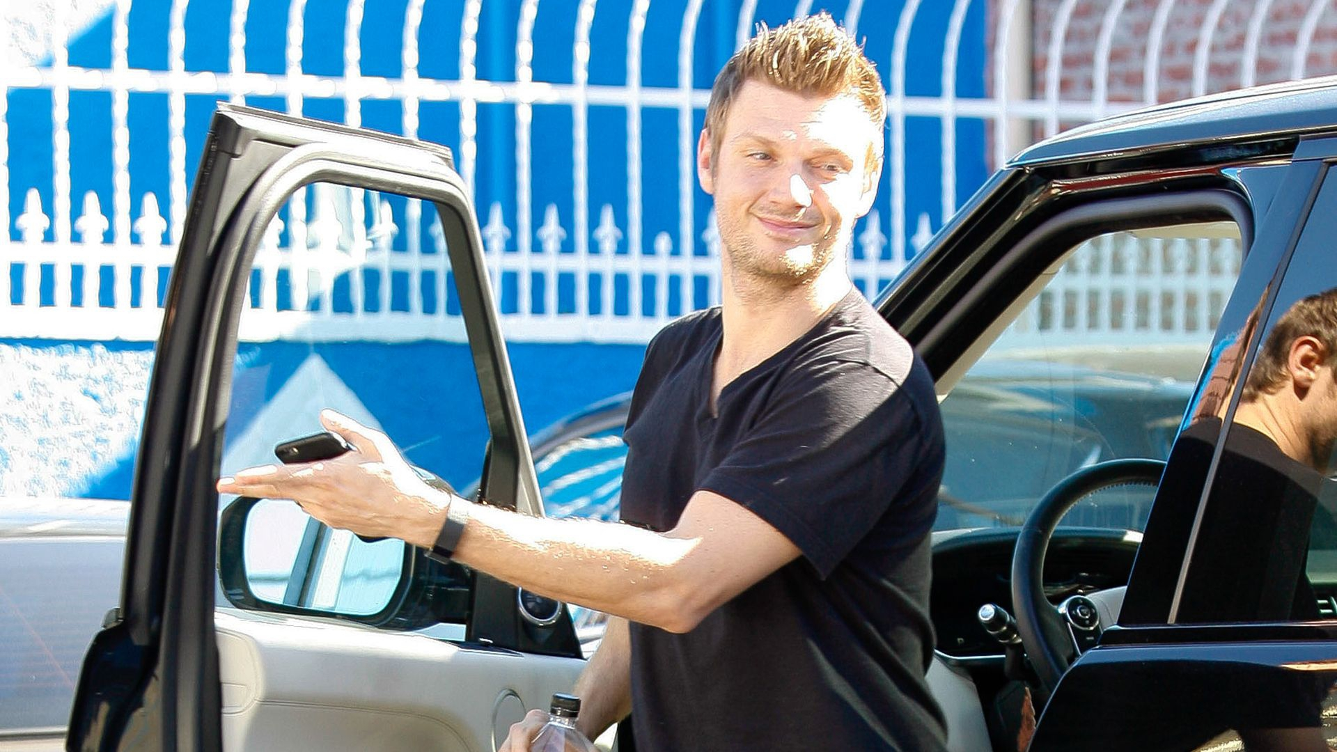 Nick Carter Hd Wallpaper