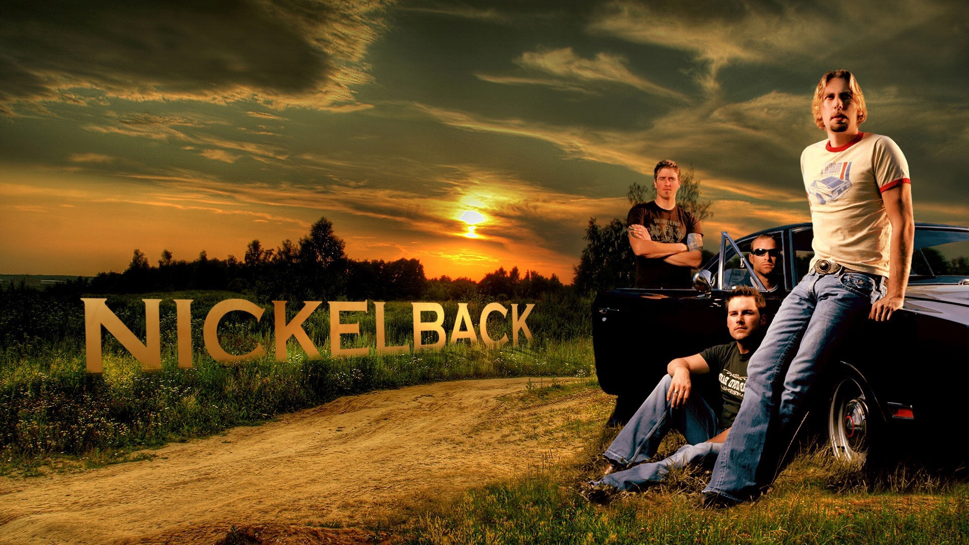 Nickleback Computer Wallpaper