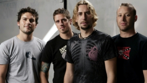 Nickleback Desktop
