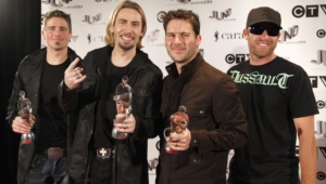 Nickleback High Definition Wallpapers
