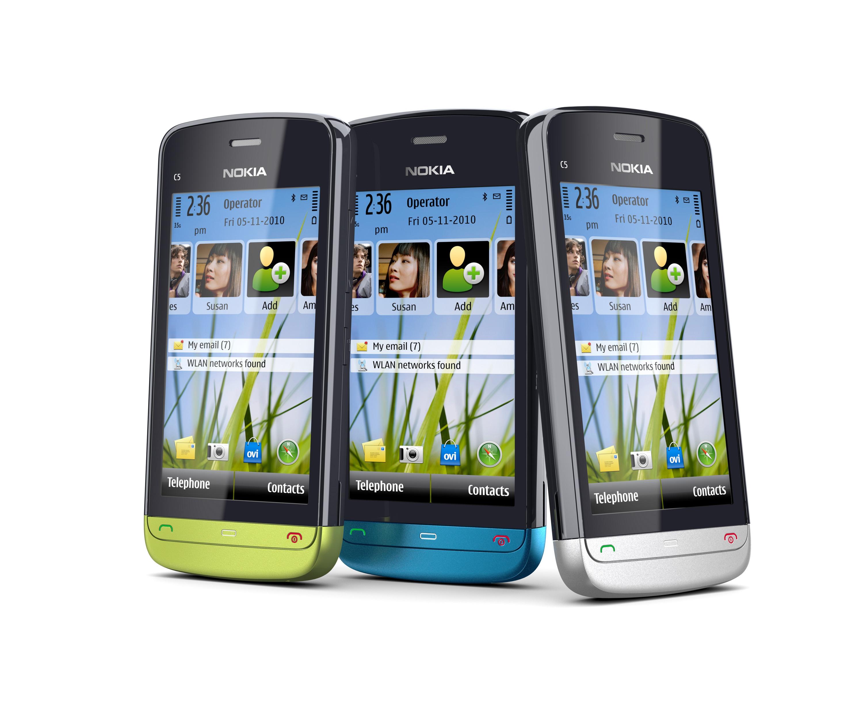 Nokia Background