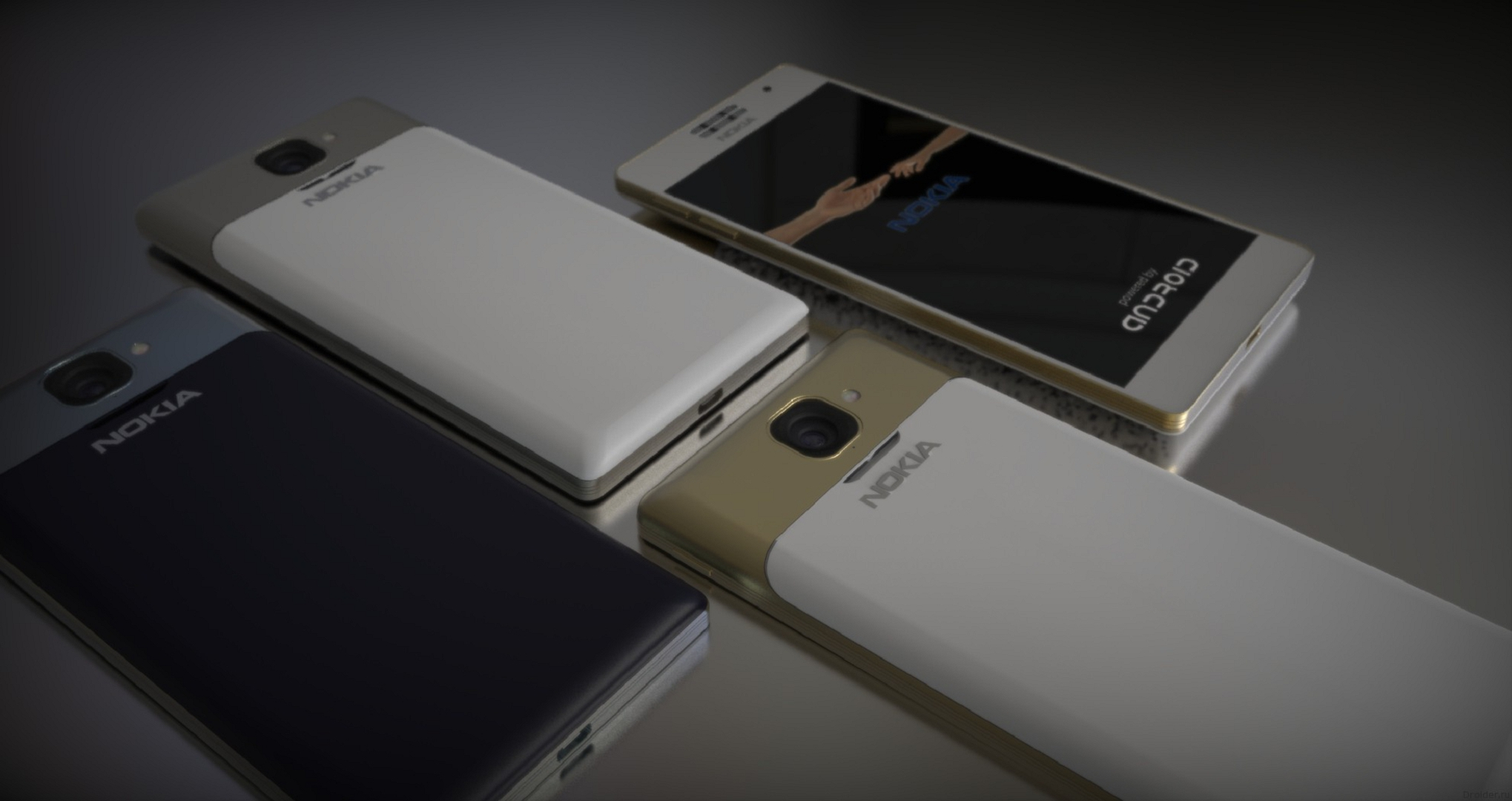 Nokia High Definition Wallpapers