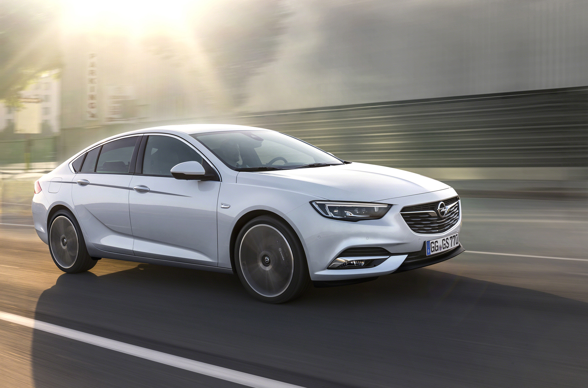 Opel Insignia Wallpaper