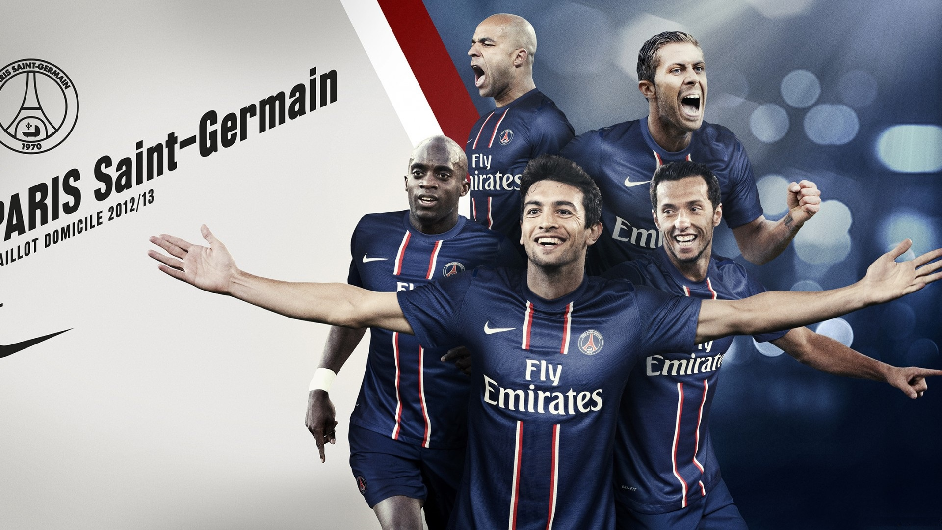 Paris Saint Germain Hd Background