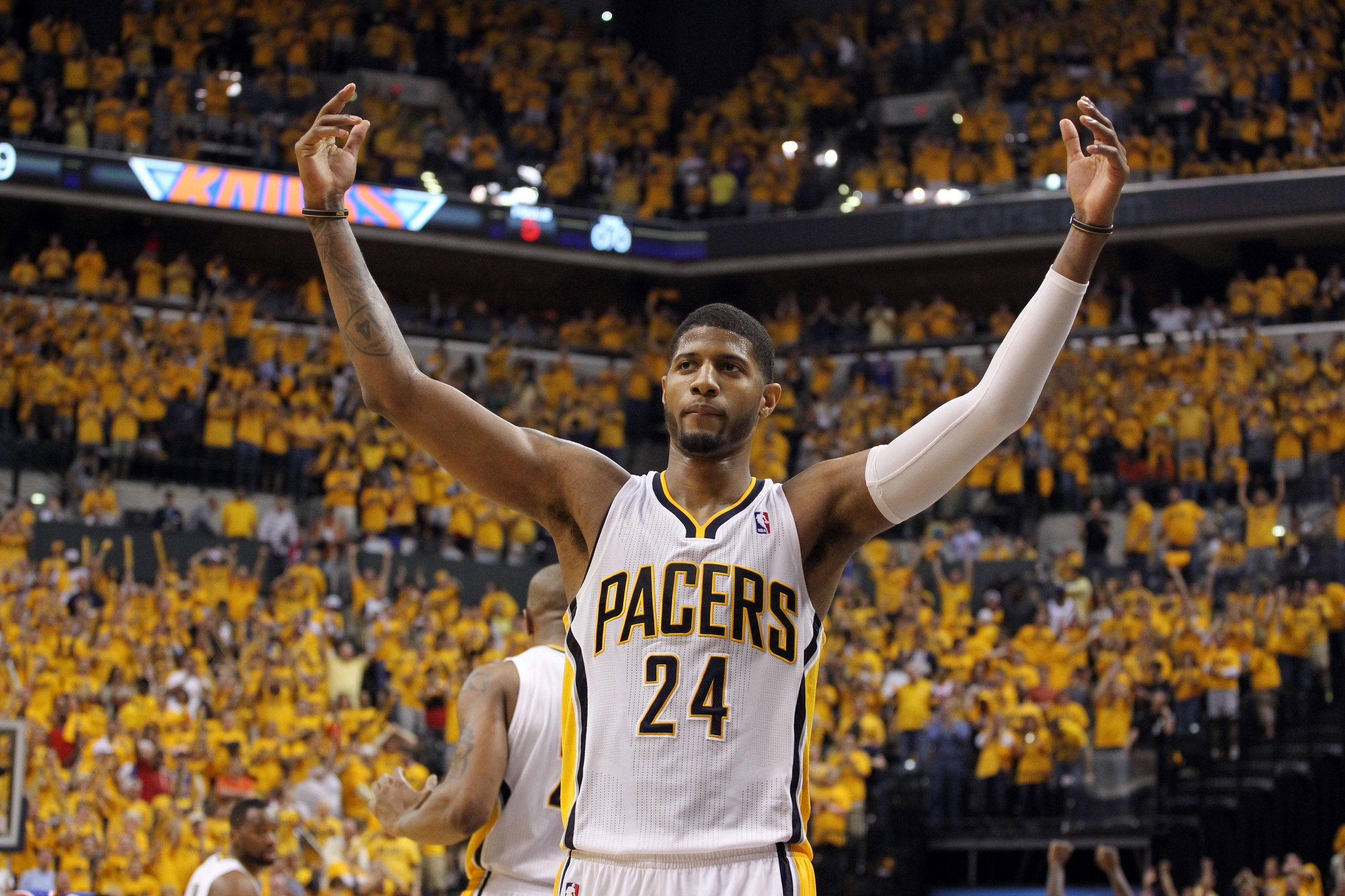 Paul George Download Free Backgrounds Hd