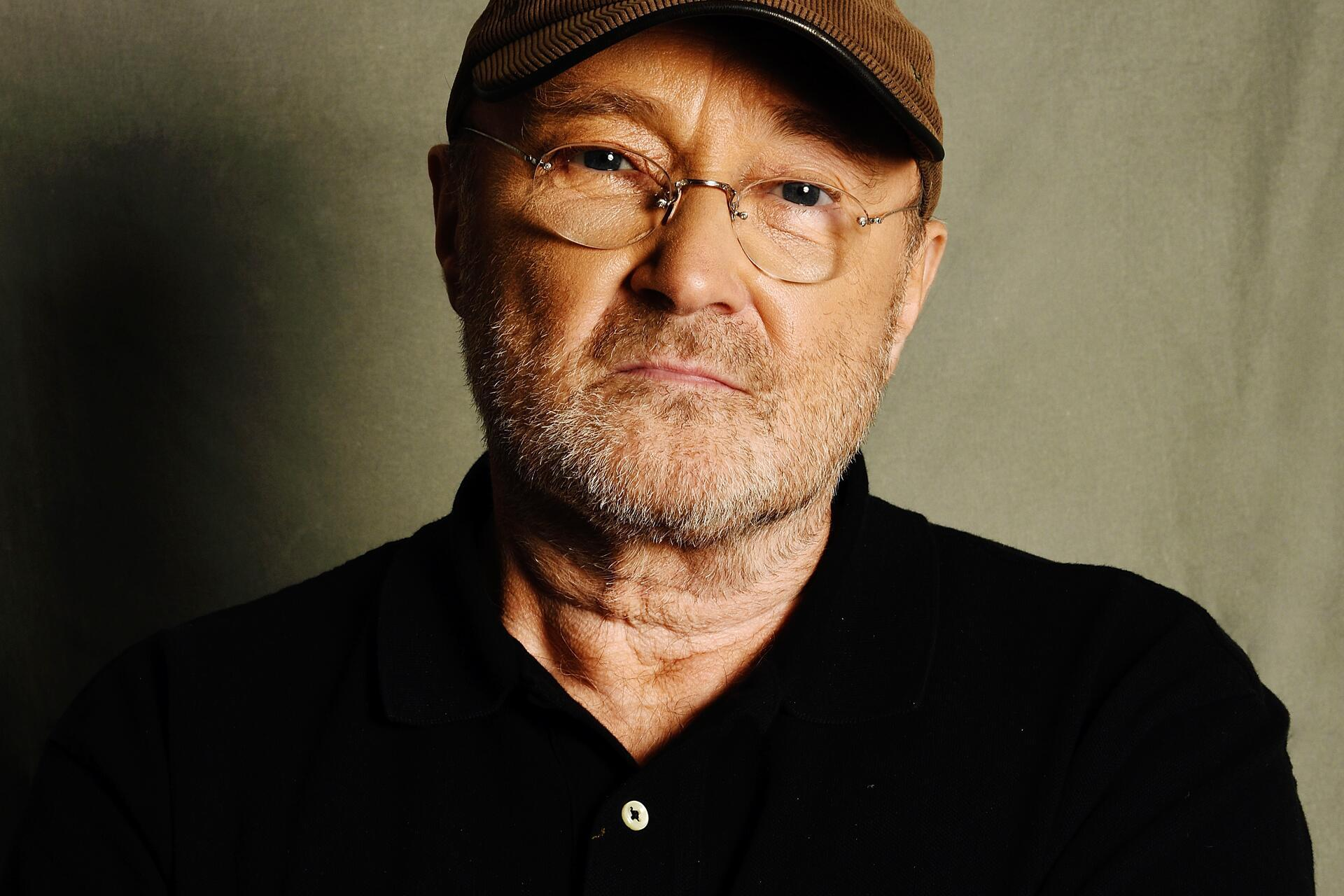 Phil Collins Computer Backgrounds