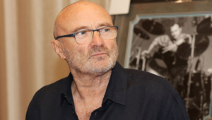 Phil Collins Hd Desktop