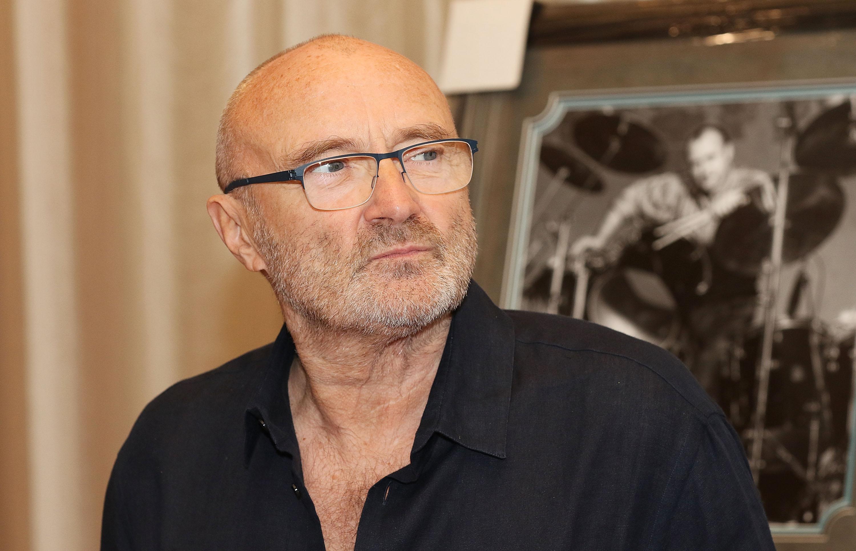 Phil Collins Hd Desktop
