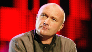 Phil Collins Hd Wallpaper