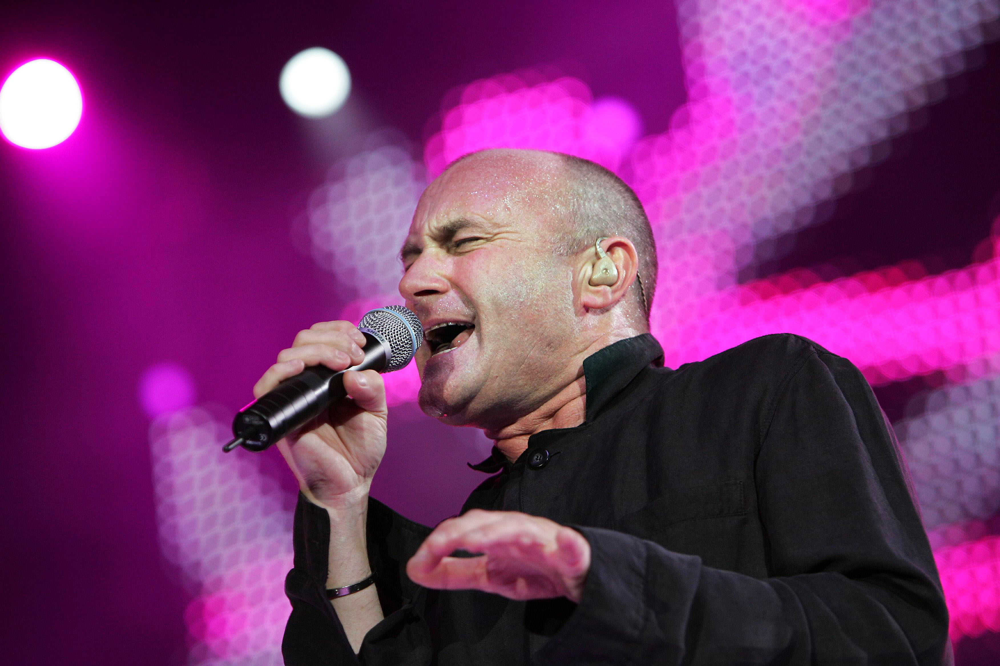 Phil Collins High Definition Wallpapers