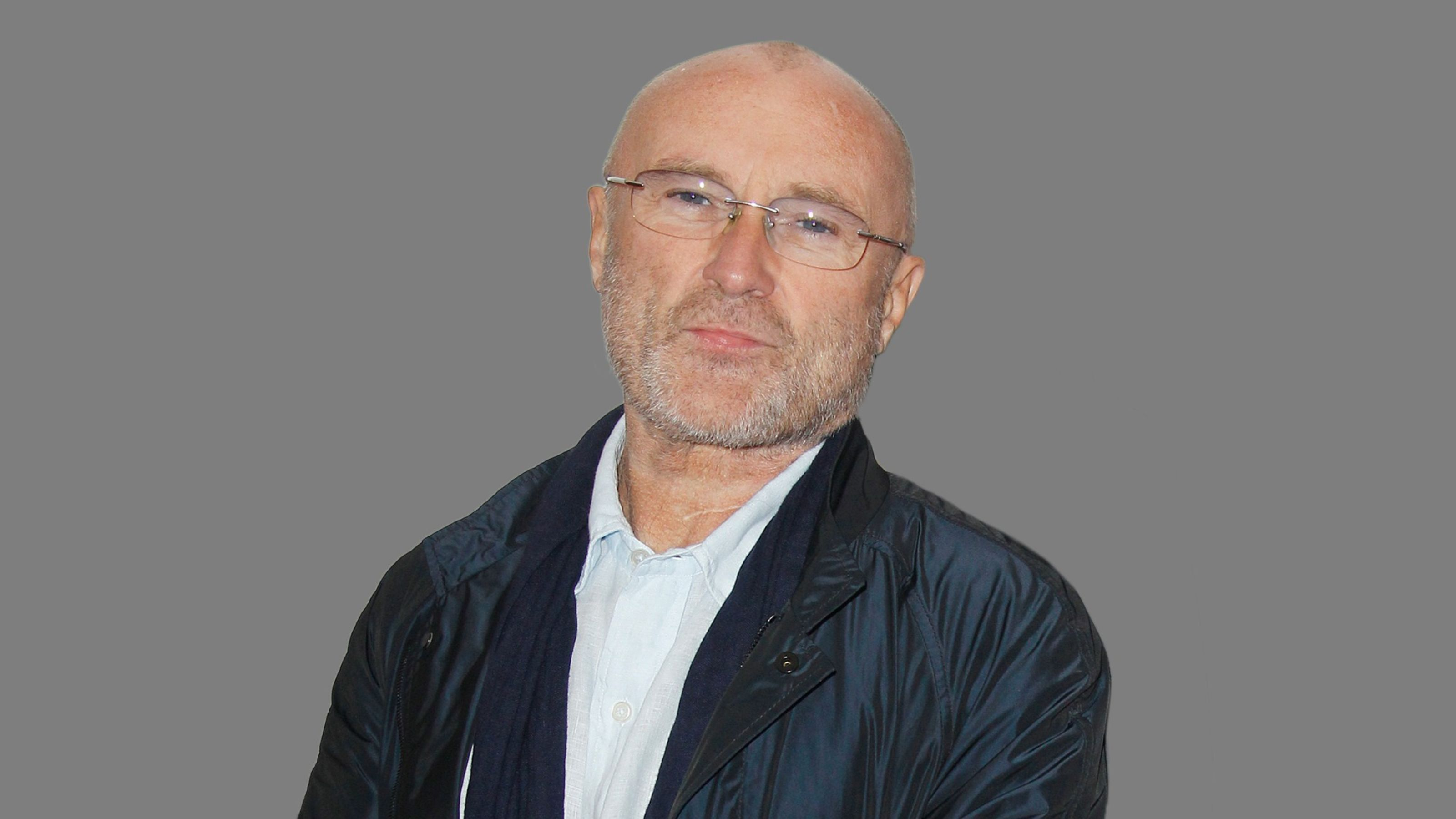 Phil Collins Widescreen