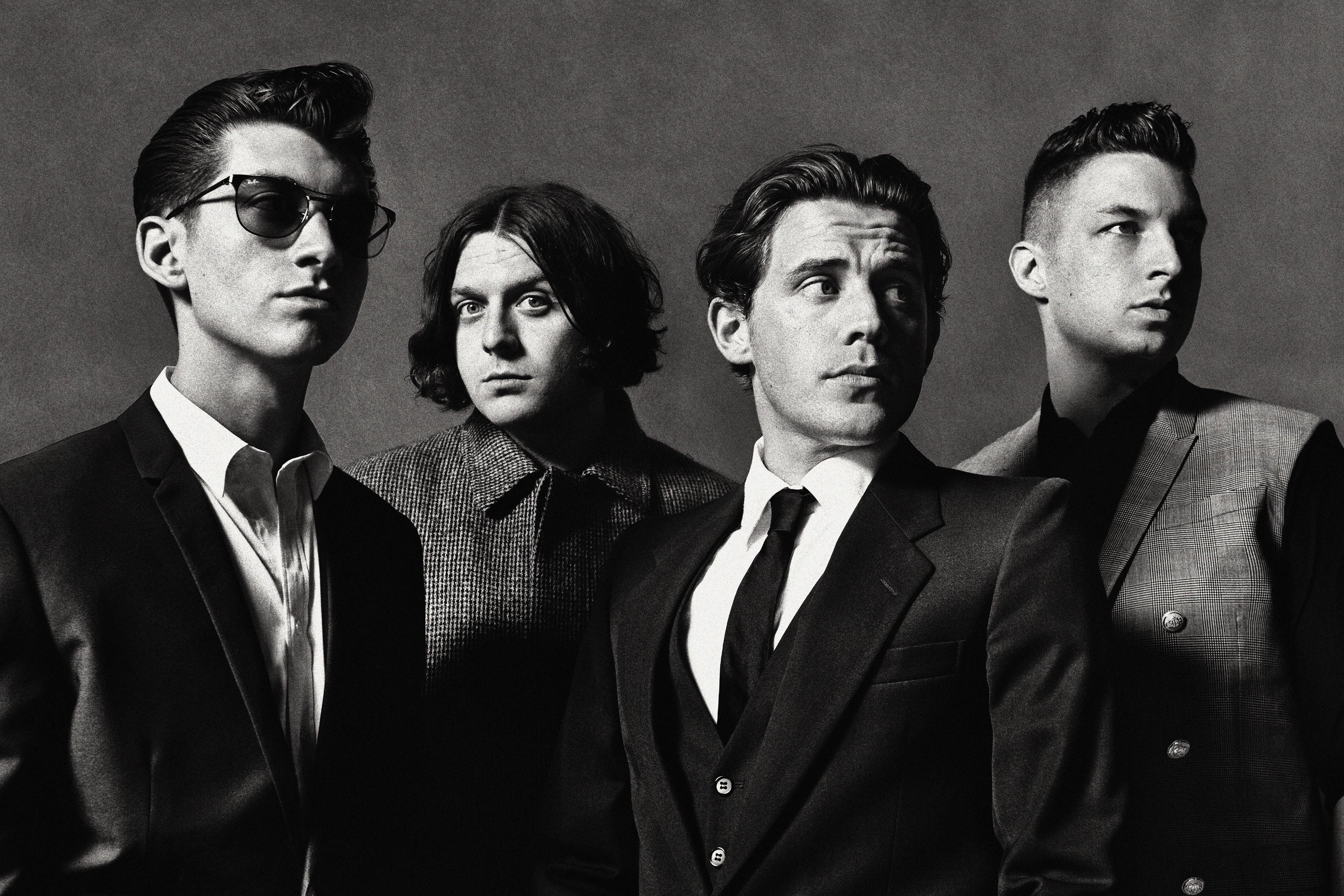 Pictures Of Arctic Monkeys