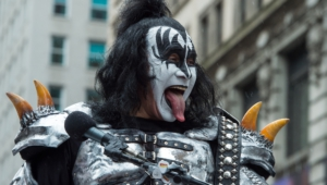 Pictures Of Gene Simmons