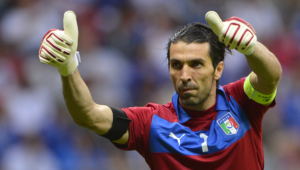 Pictures Of Gianluigi Buffon