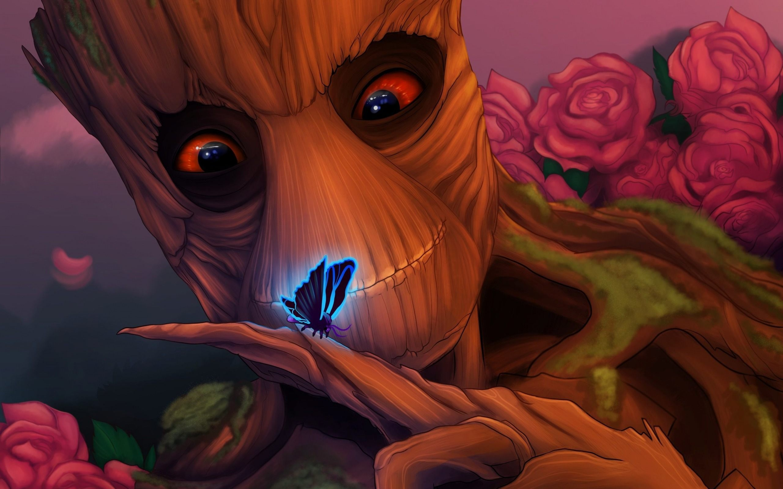 Pictures Of Groot