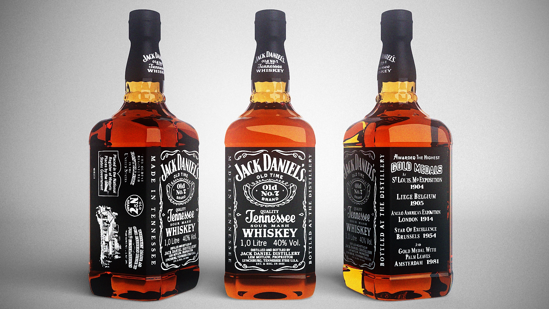 Pictures Of Jack Daniels