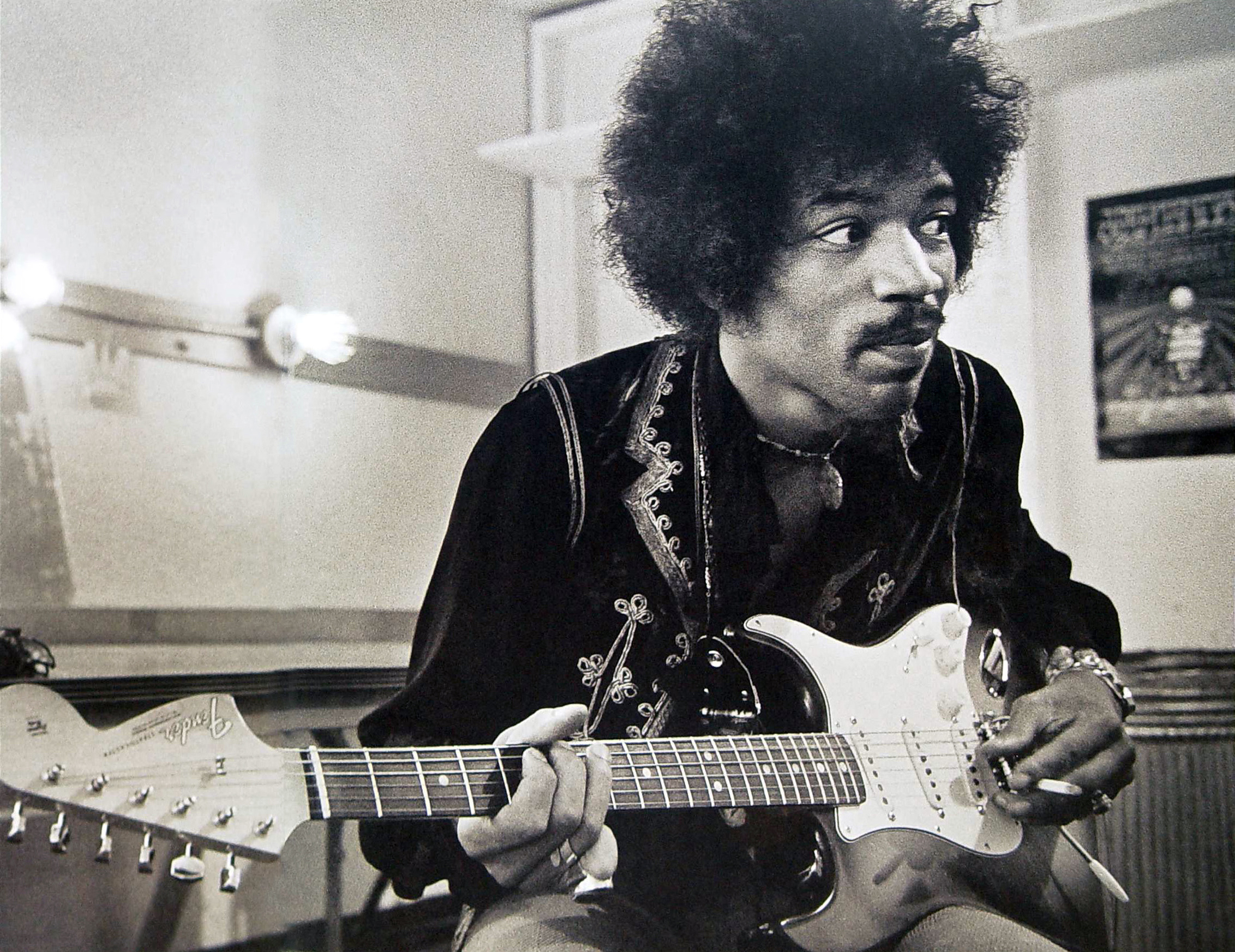 Pictures Of Jimi Hendrix