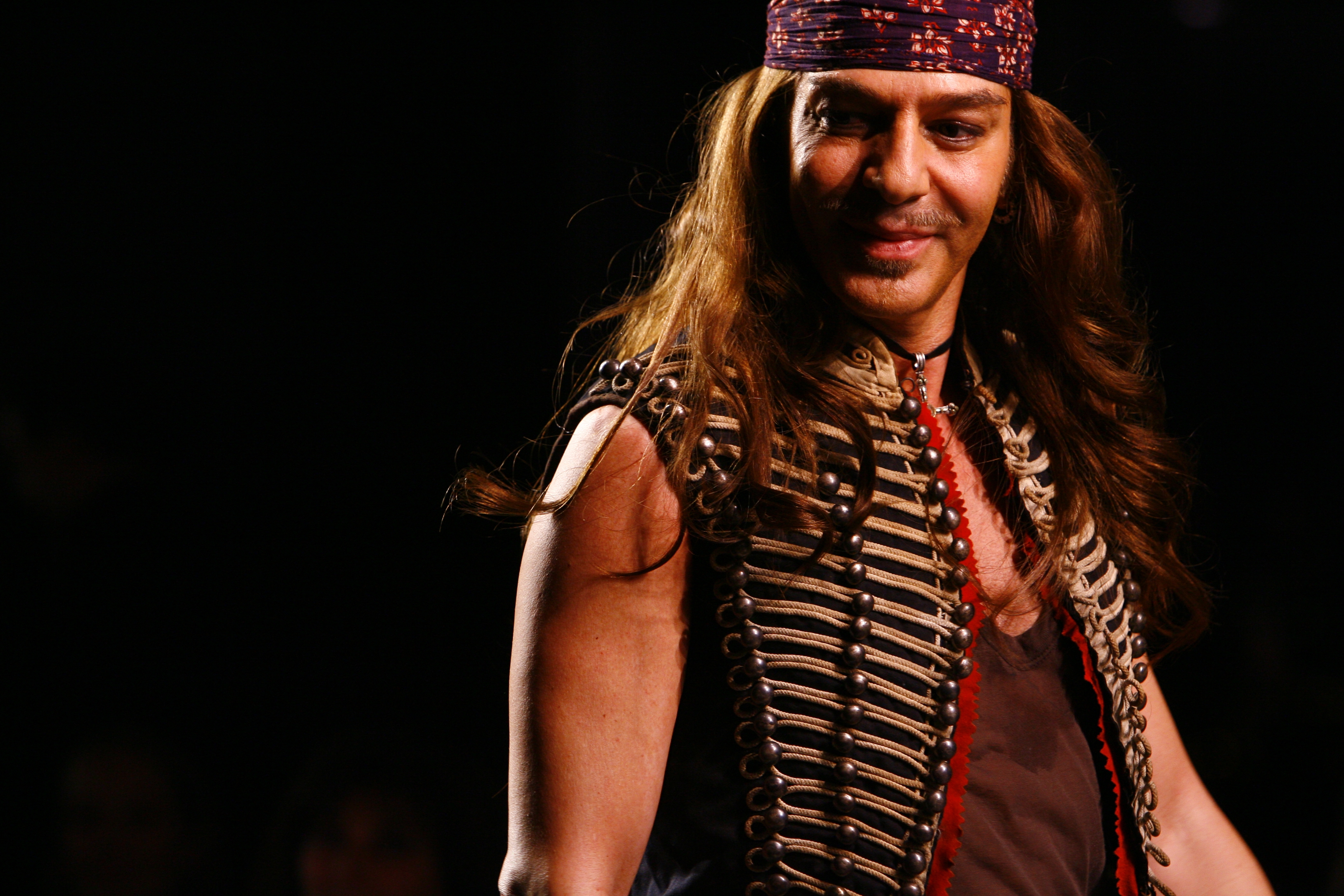 Pictures Of John Galliano