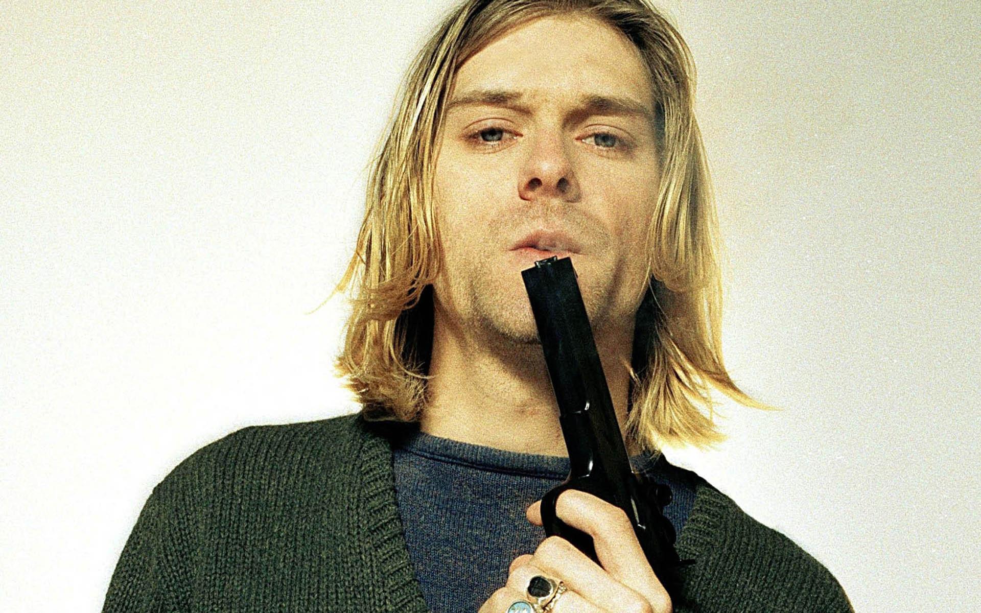 Pictures Of Kurt Cobain