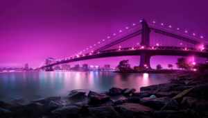 Pictures Of Manhattan Bridge