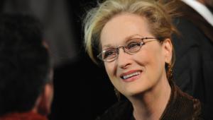 Pictures Of Meryl Streep