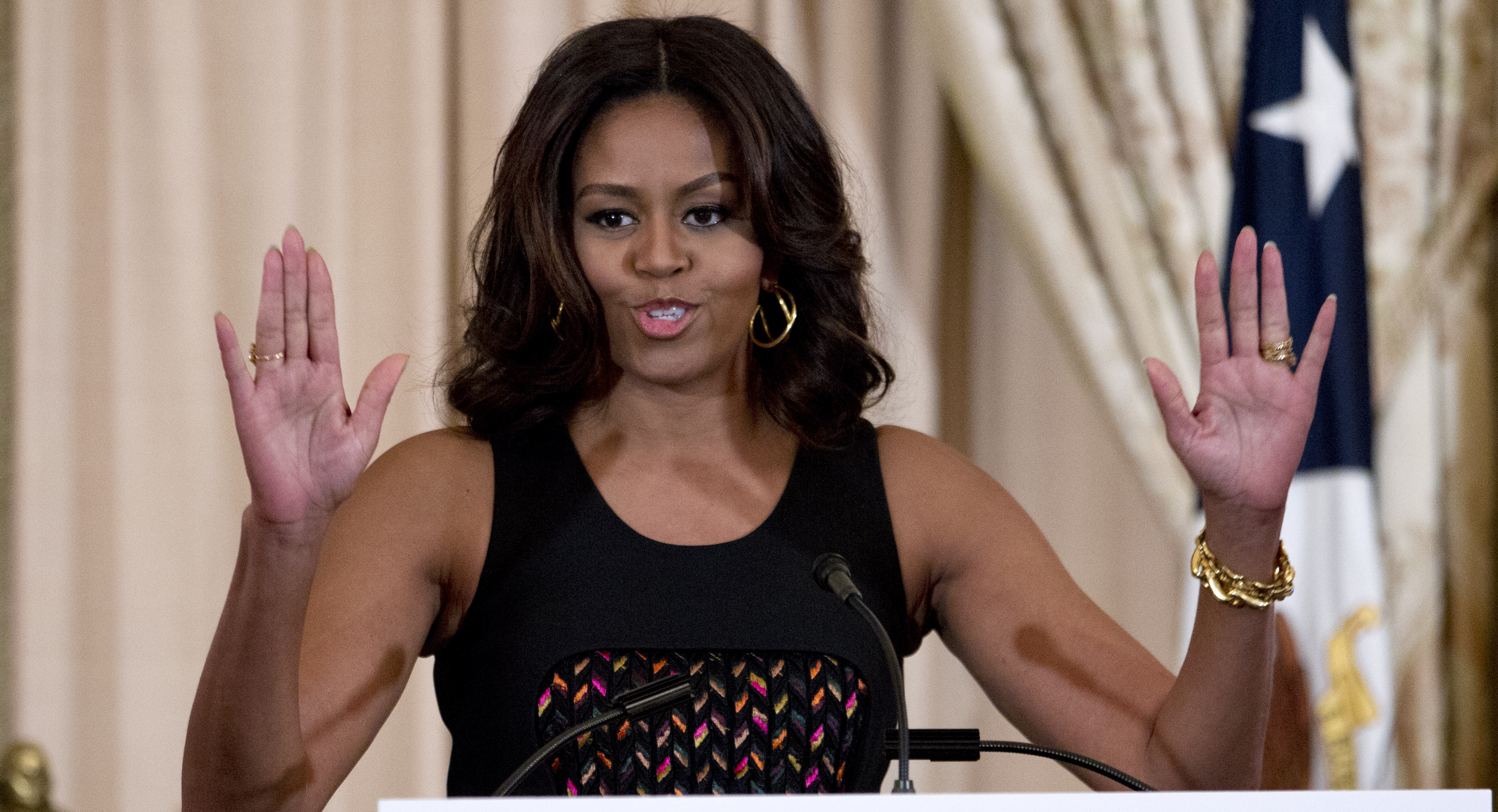 Pictures Of Michelle Obama
