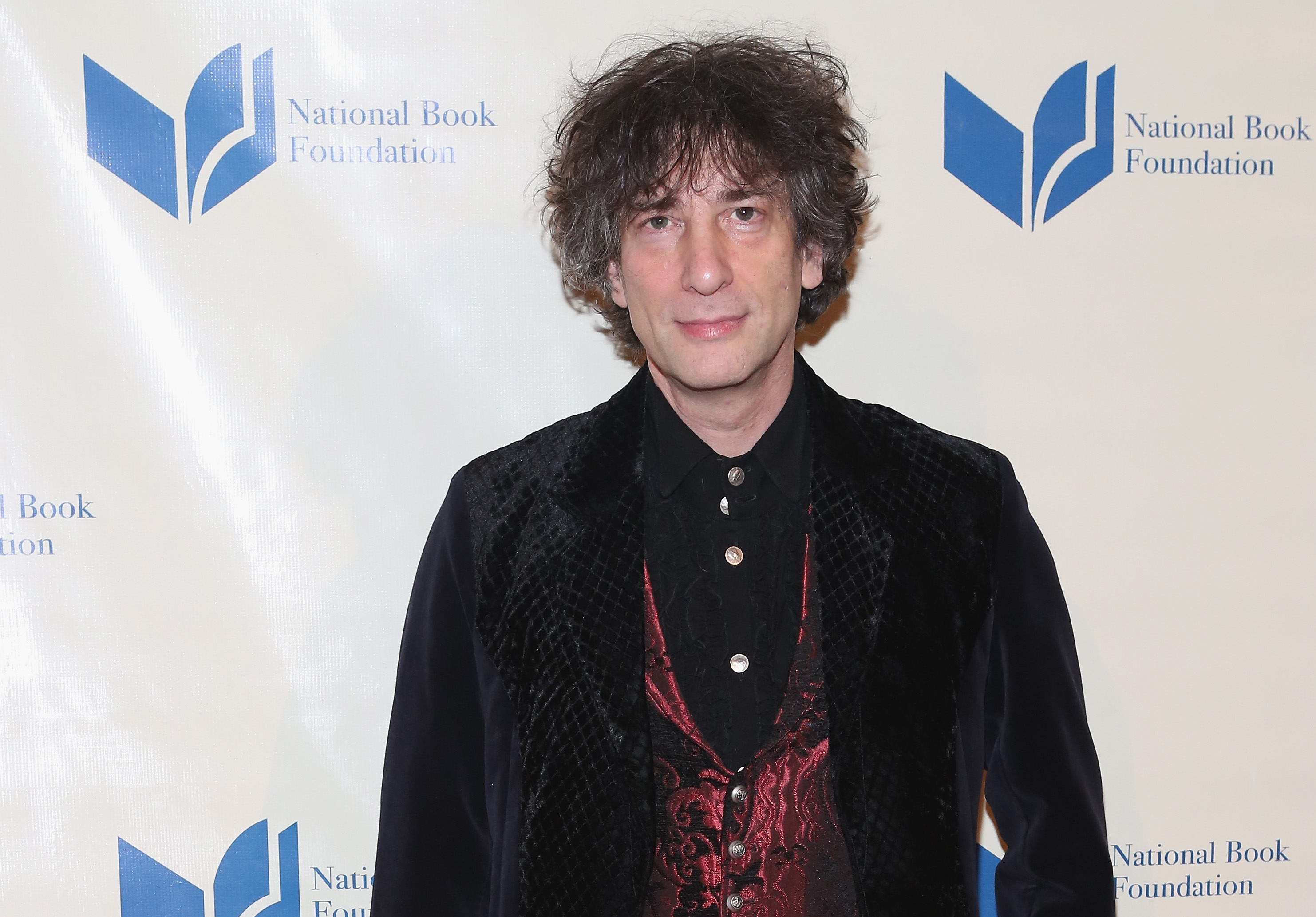 Pictures Of Neil Gaiman