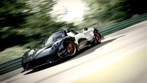 Pictures Of Pagani Zonda