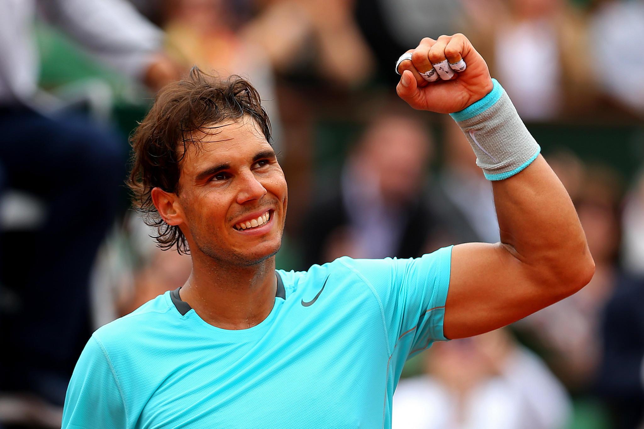 Pictures Of Rafael Nadal